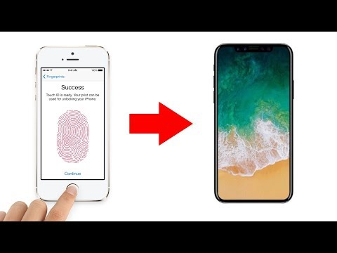 iPhone 8 Removing Touch ID? Face ID & Virtual Home Button Overview