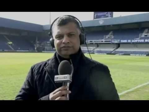 Tony Fernandes Interview on Soccer Saturday