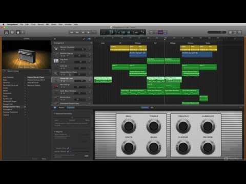 GarageBand 202: GarageBand to Logic Pro - 2. Opening Your Garageband Project in Logic