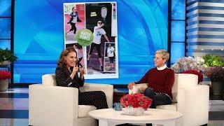 Natalie Portman Is Terrible at Tennis
