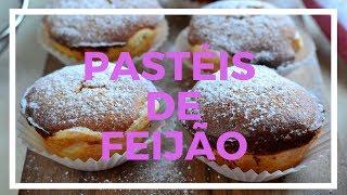 Pastéis de Feijão