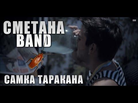 СМЕТАНА band - Самка Таракана (official video)