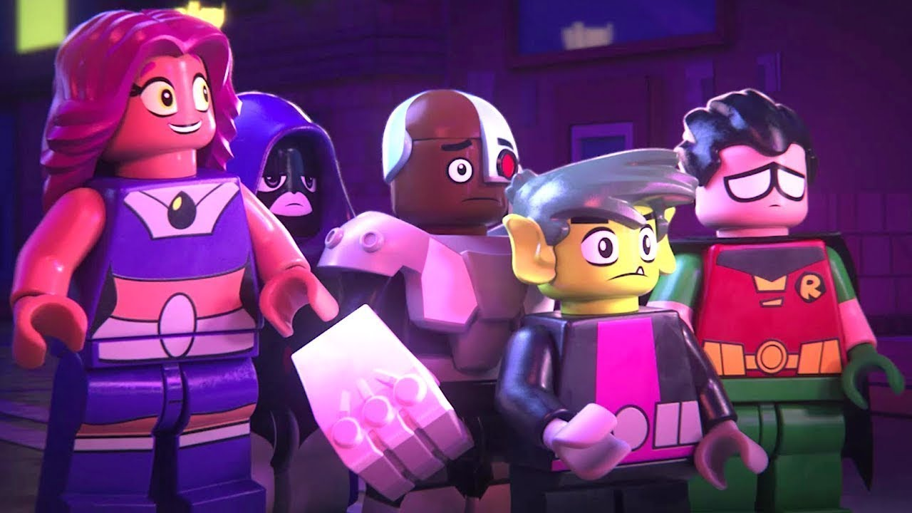 Lego Dimensions - Teen Titans Go Adventure World 100 -8470