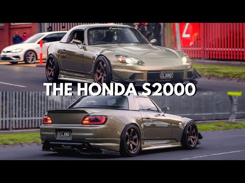 THIS Honda S2000 is LEGENDARY! *COPS PULL ME OVER!* A JDM Icon Even The Police HAD TO SEE!