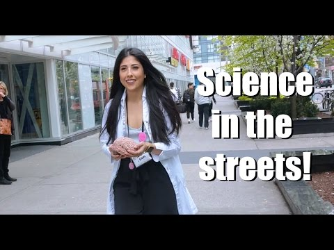 Can we teach science in the streets?