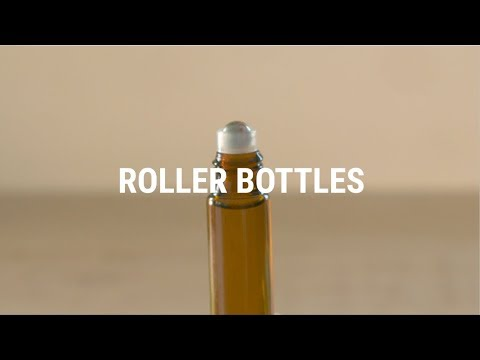 How to Use Roller Bottles with Essential Oils