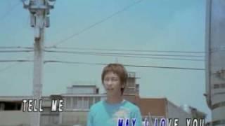 張智成 - May I Love You (KTV 版)