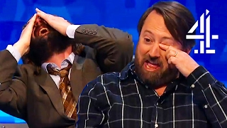 Everyone Completely Loses It After Jimmy's Unnecessary Joke! | 8 Out Of 10 Cats Does Countdown thumbnail