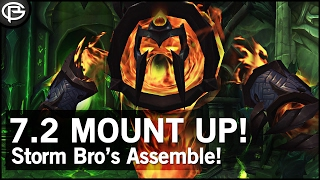 Mount Power! 7.2 Class Mounts and Campaigns