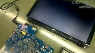Biały ekran w laptopie, brak obrazu na ekranie. Możliwe przyczyny i naprawa.