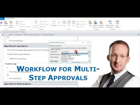 SharePoint Workflow For Multiple Approvers
