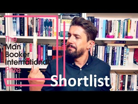 My reaction to (rant about) 2018 Man Booker International Shortlist