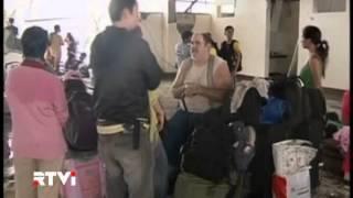 Президент Филиппин заявил, что число жертв тайфуна составляет около 2500 человек