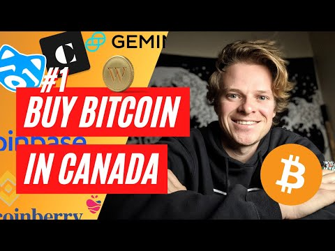 #1 Place To Buy BITCOIN In CANADA ... And The WORST!