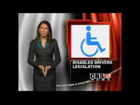 Disabled Drivers Seek Tougher Law Against Tag Abusers