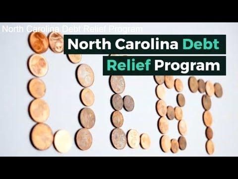 north-carolina-debt-relief-program