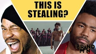 "Donald Glover Really Stole ""This Is America"" Music Video?"