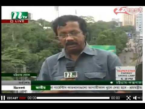 16 May 2013 Bangladesh cyclone full coverage part 6(NTV 5pm News)