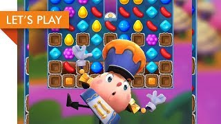 Let's Play - Candy Crush Friends Saga iOS (Level 21 - 30)