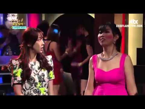 Engsub 130719 Sehun & Chanyeol  Royal Villa sitcom EXOPLANETVNCOM