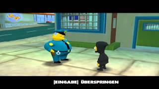 Let´s Play The Simpsons Hit and Run #04 (deutsch/german)