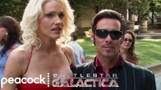 Battlestar Galactica | Epilogue (150,000 years later)