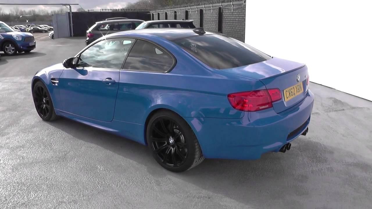 BMW M3 M3 Limited Edition 500 2dr DCT U13631 - YouTube