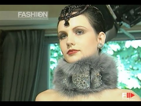 LOUIS FÈRAUD Fall Winter 1998 1999 Haute Couture Paris - Fashion Channel