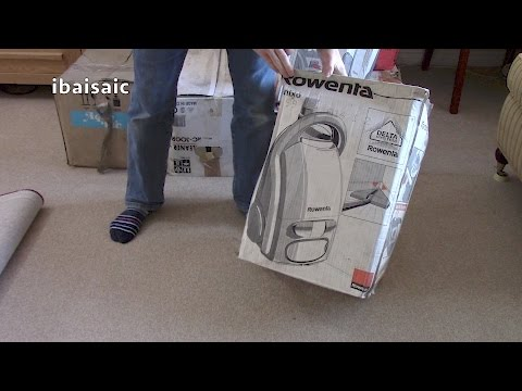 Mass Vacuum Cleaner Unboxing Featuring Hoover, Rowenta, Goblin & More!