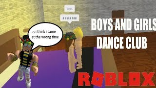 Roblox: Boys and Girls Dance Club