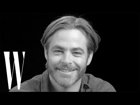 Chris Pine On His Gilmore Girls Audition, First Kiss, and Sexiest   Screen Tests  W Magazine