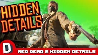 15 of Red Dead Redemption 2's Coolest Hidden Details