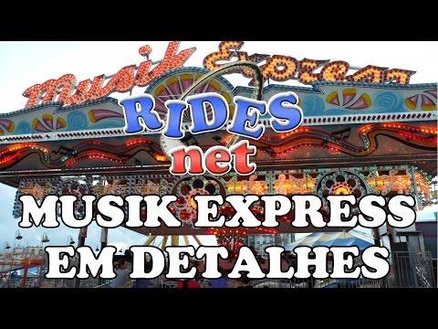 Musik express - Em detalhes - Universal Park