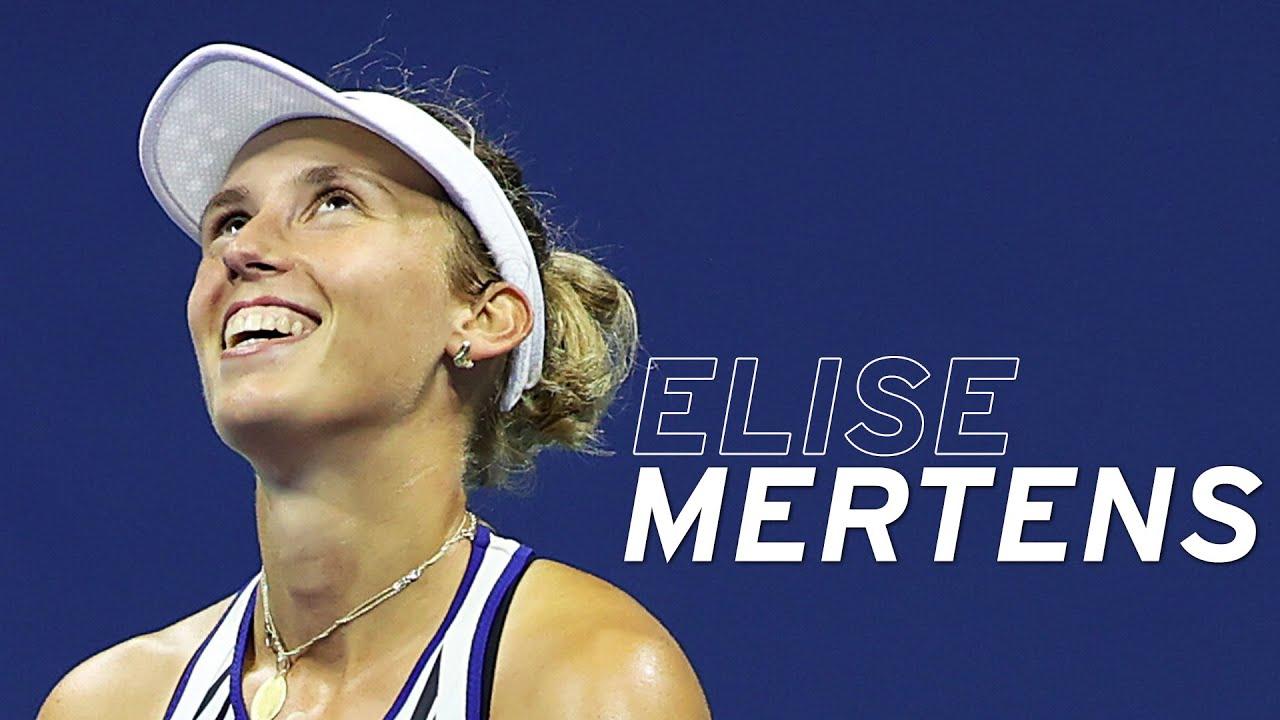 Elise Mertens | US Open 2020 In Review