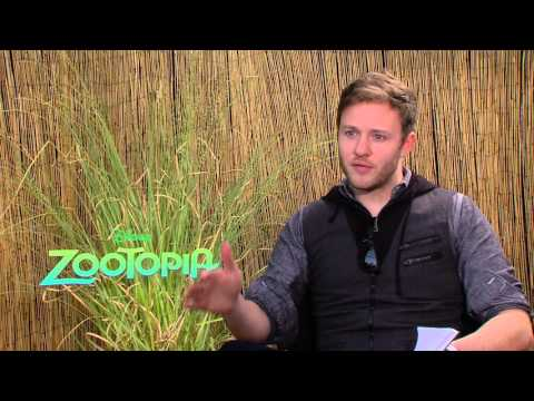 Jason Bateman Interview - Zootopia