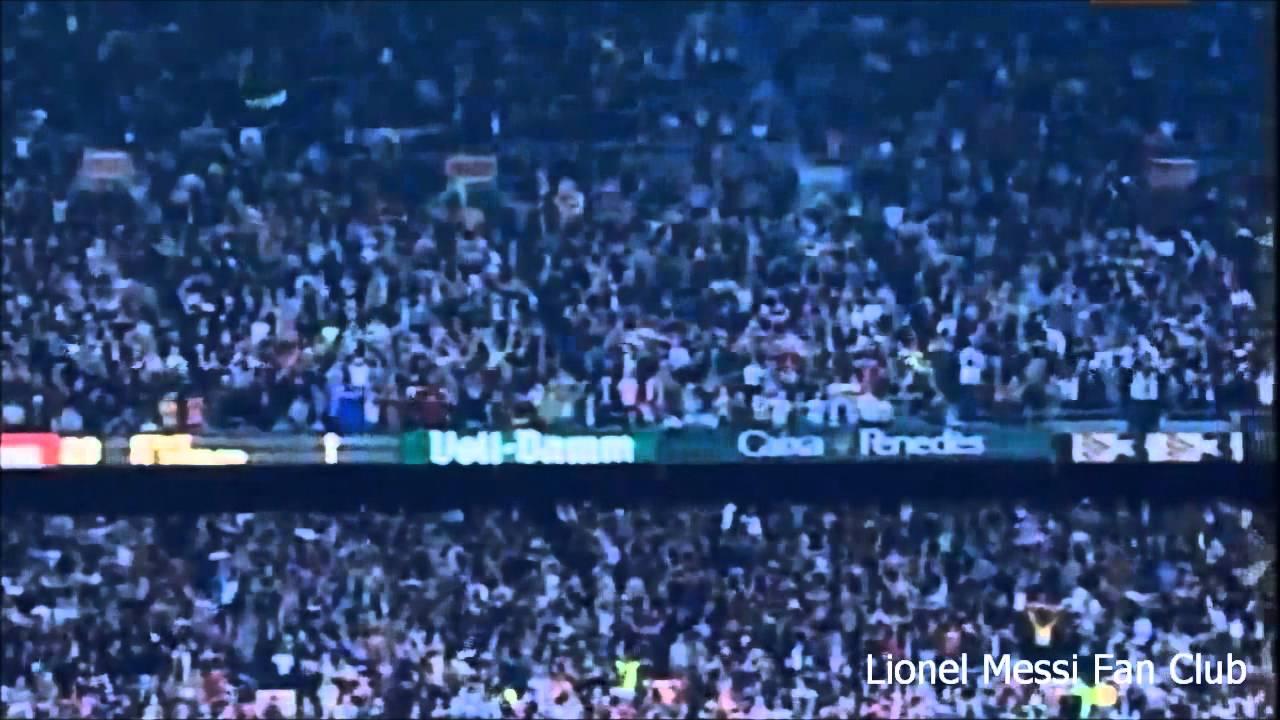 Download Lionel Messi historical goal vs. Getafe