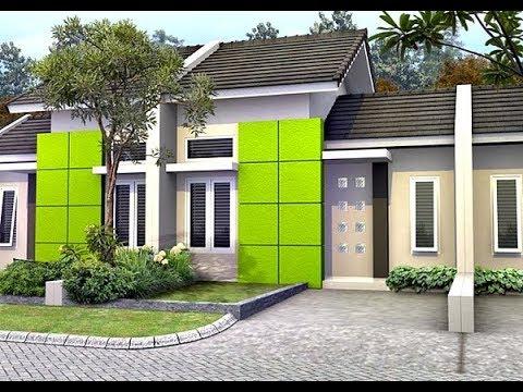 Desain Rumah Minimalis Yang Islami  desain warna cat rumah yang islami di bulan suci ramadhan