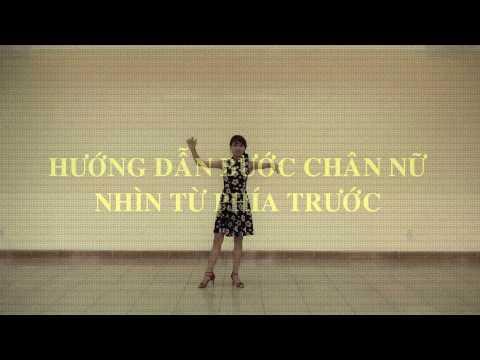 CLB FDC Hải Dương - Hướng dẫn khiêu vũ Rumba cơ bản 2015