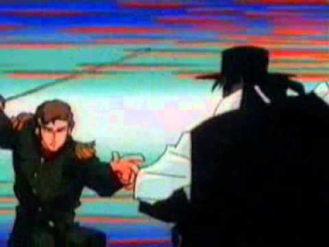 The Legend of Zorro - opening