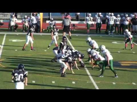 Spring-Ford 8th Grade Football 2014: Game 3 vs Arcola (Methacton)
