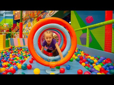 Indoor playground Family Fun Play Area for kids