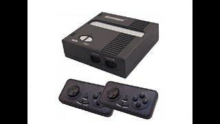 Retron Hyperkin Top loader NES review $17.99 cheap on Ebay un-boxing