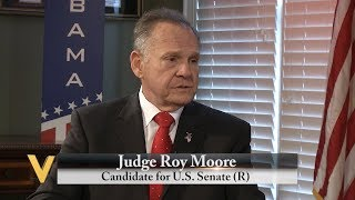 The V - December 10 2017 - Exclusive Judge Roy Moore