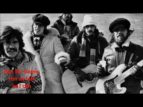 Lindisfarne - Run for home    1978     LYRICS