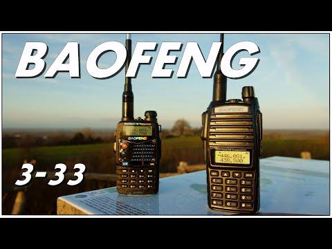 RADIO BAOFENG uv82 VS uv5r