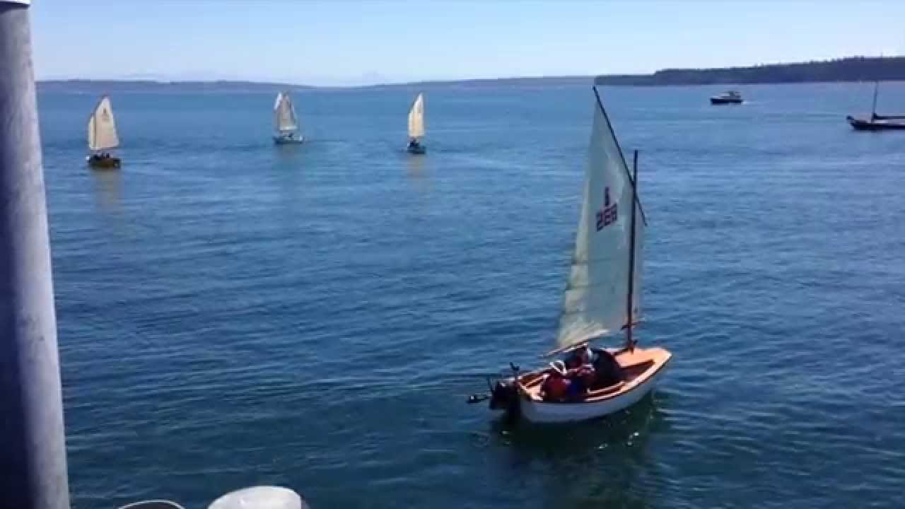 S.C.A.M.P.  sailboat ballet