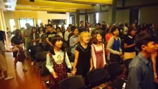 สาธุการพระนาม เหนือโลกาShalom Church 8/5/16