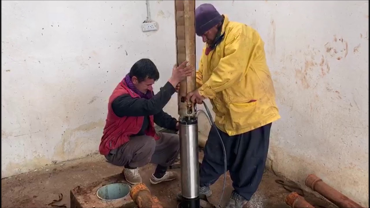 162 - Restoring water to the village of Garmawa