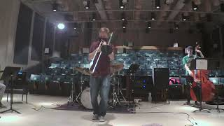 """Jack Courtright - Trombone Solo on """"Alone Together"""""""