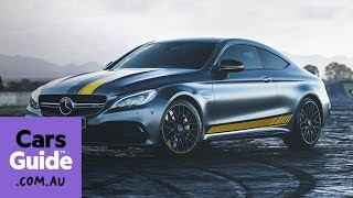 2016 Mercedes-AMG C63 S Coupe review | first drive video